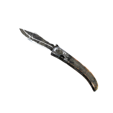 ★ Navaja Knife | Scorched