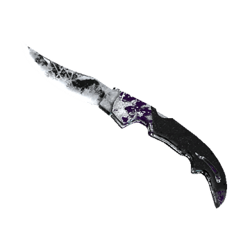 ★ Falchion Knife - Ultraviolet