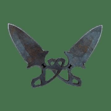 ★ Shadow Daggers - Rust Coat