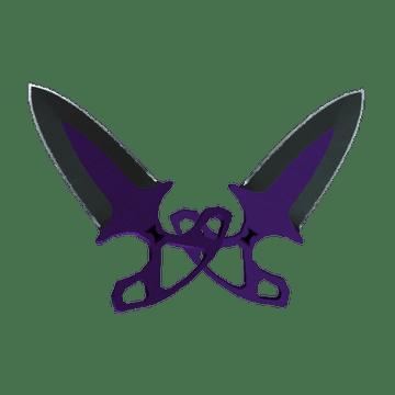 ★ Shadow Daggers - Ultraviolet