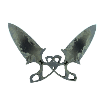 ★ Shadow Daggers   Scorched