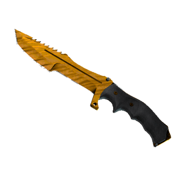 ★ Huntsman Knife - Tiger Tooth