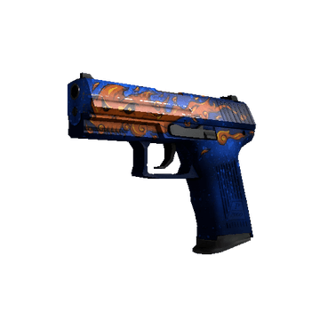 P2000 - Fire Elemental