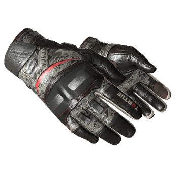 ★ Moto Gloves - Boom!