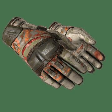 ★ Moto Gloves - POW!