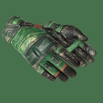 ★ Moto Gloves - Turtle