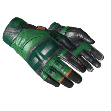 ★ Moto Gloves - Turtle
