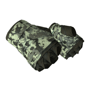 ★ Hand Wraps - Spruce DDPAT
