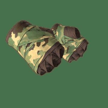 ★ Hand Wraps - Arboreal