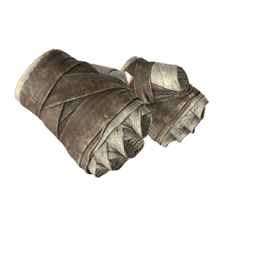 ★ Hand Wraps - Leather