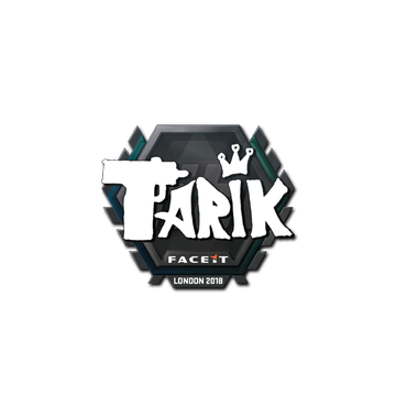 Sticker | tarik | London 2018