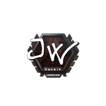 Sticker | JW | London 2018