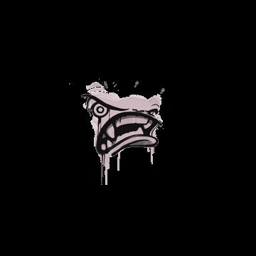 Sealed Graffiti | Rage Mode (War Pig Pink)