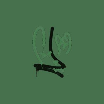 Sealed Graffiti | Recoil M4A4 (Jungle Green)
