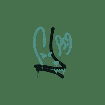 Sealed Graffiti | Recoil M4A4 (Frog Green)