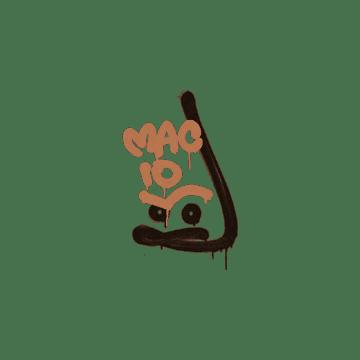 Sealed Graffiti | Recoil MAC-10 (Tiger Orange)