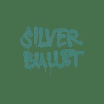 Sealed Graffiti | Silver Bullet (Frog Green)