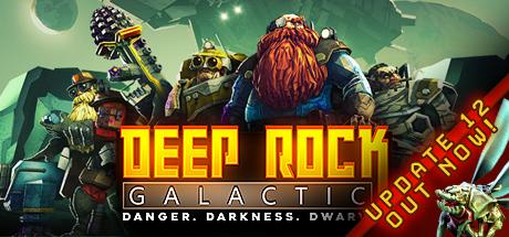 Deep Rock Galactic -