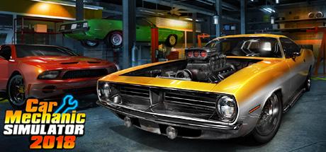 Car Mechanic Simulator 2018 -